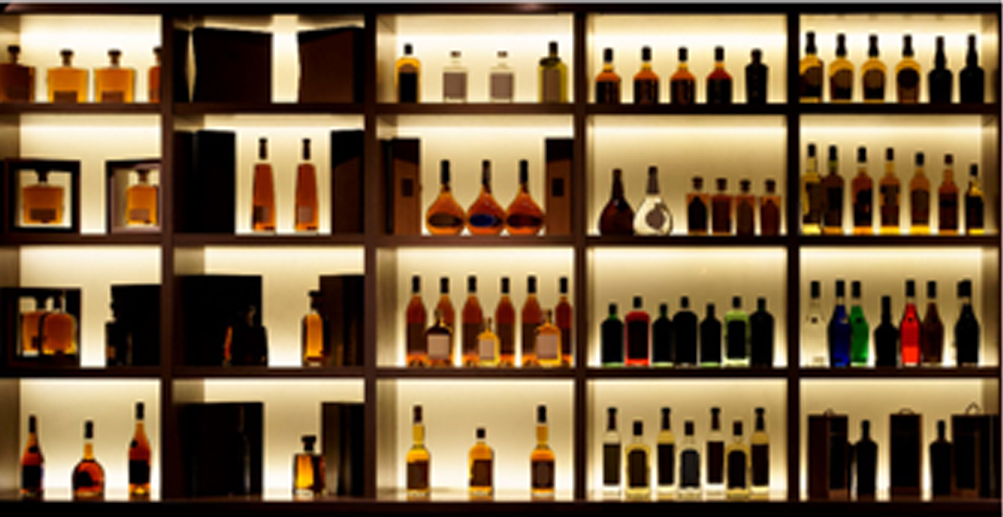 Types of Whisky